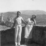 I coniugi Betti a Camerino